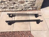 Halfords Roof Bar System A to fit VW Polo