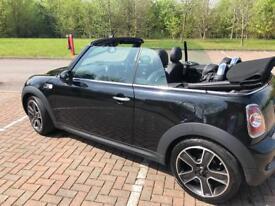 Mini Sport convertible top spec