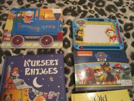 5 x childrens books