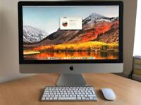 "Apple iMac 27"" in immaculate condition"