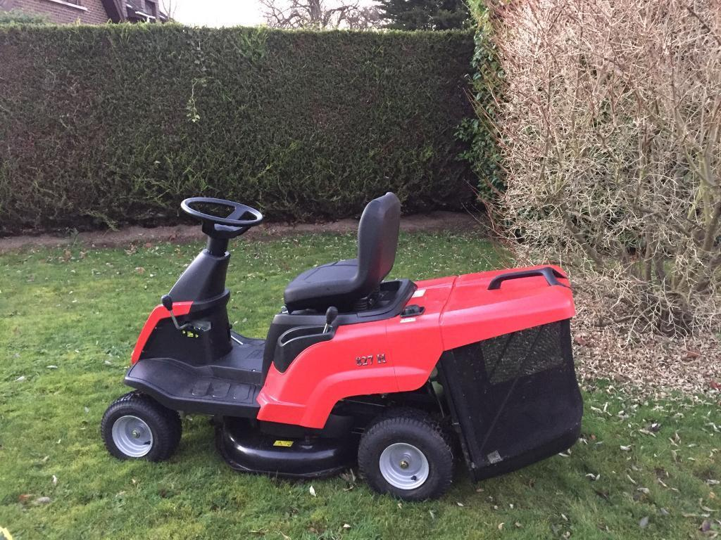 Mountfield Ride On Mower 2yr Old In Perfect Condition In