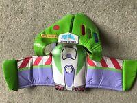 Buzz Lightyear costume 5-6 yrs.