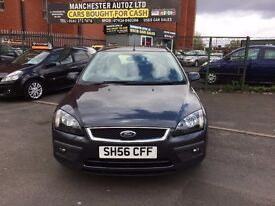 Ford Focus 1.6 Zetec Climate 5dr,automatic, FULL SERVICE HISTORY,