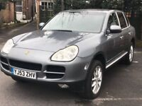 PORSCHE CAYENNE TIPTRONIC S AUTOMATIC FULL SERVICE HISTORY 07379239455