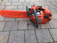 Husqvarna T540xp top handle chainsaw 14""