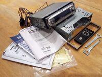 SONY CDX-F5550 CAR STEREO CD RADIO PLAYER HEAD 50 X 4 WATTS