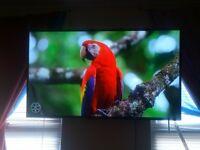 """50"""" Ultra HD, Smart Led Panasonic"""