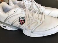 Men's k Swiss tennis shoes