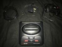 Sega Mega Drive 2 Console Complete Super Bundle (Including 16 games) (Refurbished & Tested)