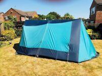 lichfield 4 man tent