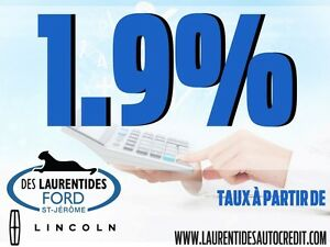 2014 Lincoln MKX AWD NAVI.A PARTIR DE 1.9%