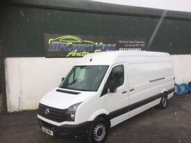 2014 lwb 136bhp 1 UK OWNER VERY CLEAN VAN *FINANCE AVAILABLE*
