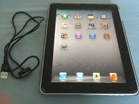 iPad tablet 1 Gen 10 inches screen