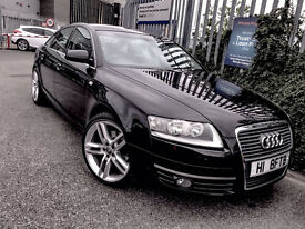 Audi A6 2.0 TDI SE with Sport Seat Upgrade & Factory Fitted Sat Nav