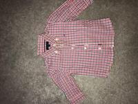 Tommy Hilfiger shirt 6-12 months