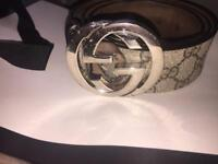 Gucci belt *authentic* fendi prada Valentino