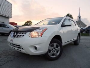 2013 Nissan Rogue S + AWD + GARANTIE + AUCUN ACCIDENT!!!