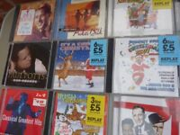 christmas cds bulk job lot collection plus others 22 of see photos