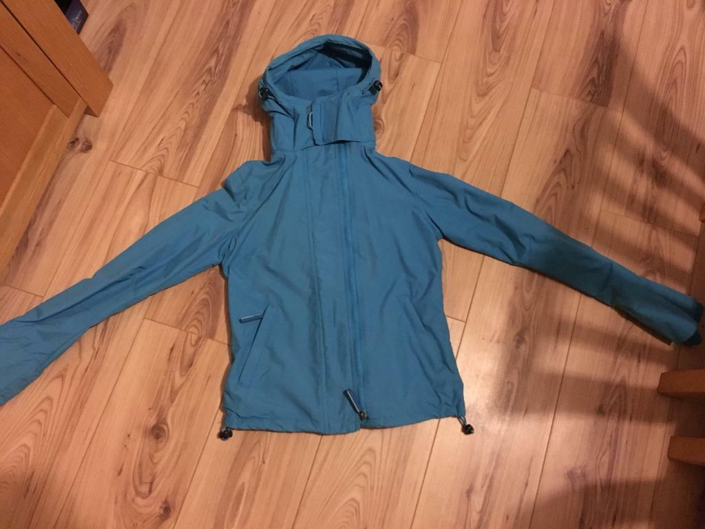 Superdry coat child size small