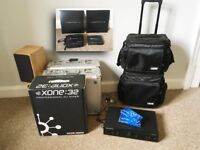 FIT FOR Q-BERT: Technic1200, Serato SL3, Allen&Heath, UDG, Tannoy + more…