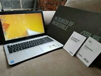 Boxed Asus Notebook PC in New Condition