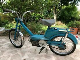 Peugeot 103 SP Lc 1987 ONLY 300 miles 50cc classic moped 2