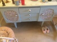 Perfect do up project sideboard