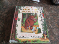 Gruffalo Jigsaw Puzzle Book As New