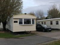 Private 3 Bedroom Deluxe Caravan, sleeps 8, for hire at Haven, Marton Mere Holiday Park, Blackpool