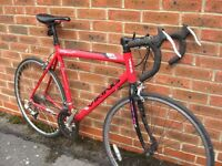 Viking Sprint racer / road bike - ready to ride - central Oxford