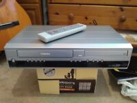 DVD\Video recorder and VCR camcorder