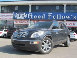 2008 Buick Enclave CXL BEAUTY MODEL & CLAS, READY FOR  BACK TO S