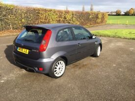 FORD FIESTA ZETEC 'S' 12 MONTHS MOT, GOOD SERVICE HISTORY, SUPERB CONDITION, HPI CLEAR