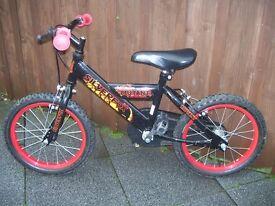 "BOYS 12"" BICYCLE"