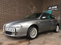 2005 ALFA ROMEO 147 JTD **NEW MOT**DIESEL**LOW MILEAGE**