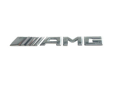Neu AMG Origi Emblem Schriftzug Mercedes GLE C292 W210 W211 W212 ML W166 GT 190