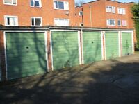 Lock up garage to rent, close walk to Finchley Central Tube