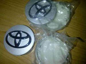 BRAND NEW TOYOTA VENZA  / HIGHLANDER ALLOY WHEEL CENTER  CAP SET OF FOUR