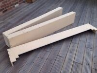 Made To Measure Pelmet Box Fixing Brackets Included Ready To Be Covered