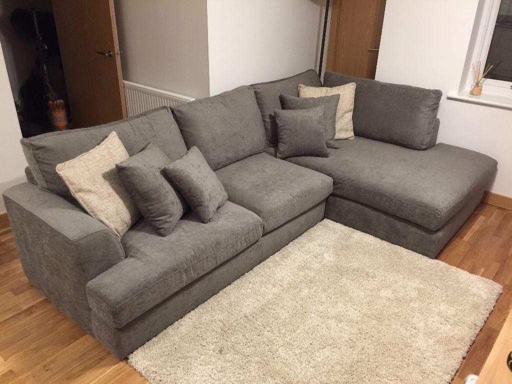 Pleasant Next Stratus Grey Corner Sofa Homeminimalisite Com Ibusinesslaw Wood Chair Design Ideas Ibusinesslaworg
