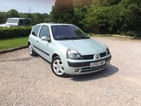 Renault Clio 1.2 16v Dynamique - Full Service History - New Mot - Ideal new driver