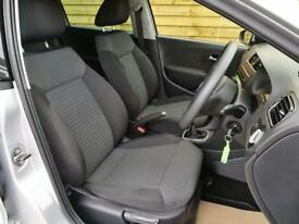 Volkswagen Polo 1.2 TDI Match Edition 5dr DAB AND BLUETOOTH (reflex silver metallic) 2013