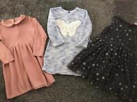 Girls Dress Bundle 3-4 Years