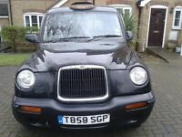 LTI TX1 Taxi/Black Cab with 2.7 litre Nissan Engine £500 ono
