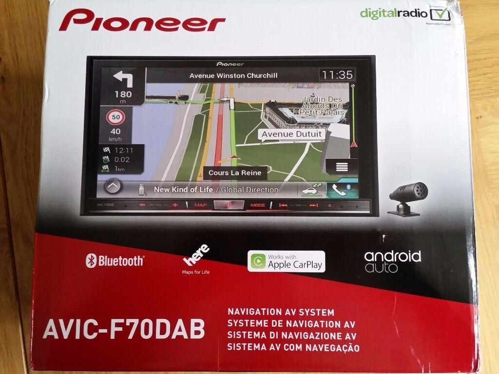 pioneer avic-f70dab