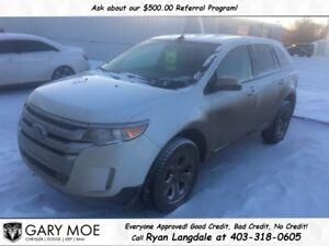 2014 Ford Edge SEL** AWD, CLEAN CARPROOF**