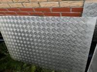 Used aluminium sheets for sale