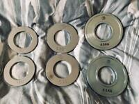 Strength Shop fractional plates