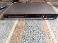 Phillips DVD player and speakers