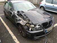 BMW 325 2004 breaking